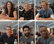 Video: iZombie – SDCC Press Room Interviews with EPs and the Cast