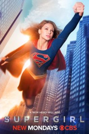 CBS Releases Behind-the-Scenes Supergirl Set Video