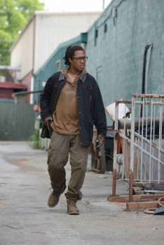 Corey Hawkins as Heath - The Walking Dead _ Season 6, First Look - Photo Credit: Gene Page/AMC