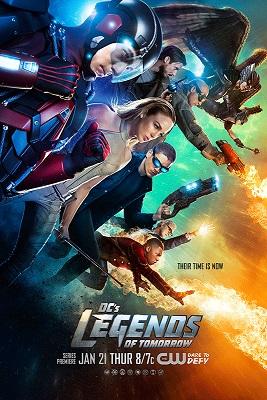 DC Legends of Tomorrow - Key Art
