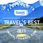 TravelChannel .com Names Top 10 <i>TRAVEL'S BEST: ROAD TRIPS FOR 2015</i>