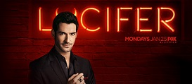 Comic-Con TV News: Lucifer Highlight Reel and Season 2 First Look