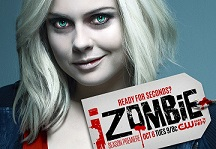 VIDEO: iZOMBIE Returns April 4 Season 3 Trailer