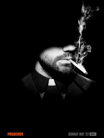 Preacher Red Carpet Premiere at SXSW 2016 – Dominic Cooper and Ruth Negga