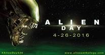 Celebrate ALIEN Day! 24 Hour Fan-Focused Social Media Media Event Starts Midnight April 26