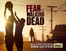 TV News: AMC's FEAR THE WALKING DEAD Season Two Returns August 21.