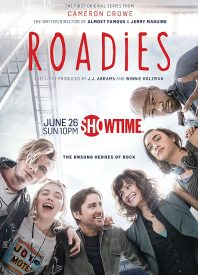 TV News: Showtime Reveals Eclectic ROADIES Music Roster