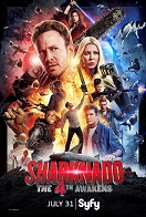 Movie Review: Sharknado: The 4th Awakens –  Unbearable.