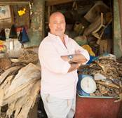 TV News: Andrew Zimmern Returns to Share Food and Celebrate Diverse Cultures in 10th Season of BIZARRE FOODS