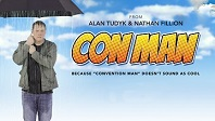 Video/Comic-Con News: CON MAN Is Coming to Comic-Con HQ
