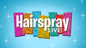 "HAIRSPRAY LIVE! -- Pictured: ""Hairspray Live"" Logo -- (Photo by: NBCUniversal)"