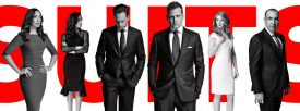 "SUITS -- Pictured: ""Suits"" Key Art -- (Photo by: NBCUniversal)"