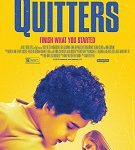 QUITTERS movie poster key art (featured)
