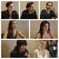 VIDEO: Interviews At San Diego Comic-Con – THE 100