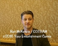 VIDEO: Interviews at San Diego Comic-Con – GOTHAM Part 7