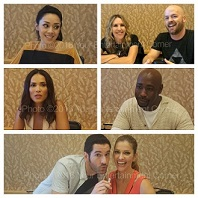 VIDEO: Interviews at San Diego Comic-Con – LUCIFER