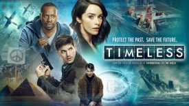 """Timeless – """"Pilot"""" Advance Review. Replaying History."""