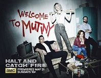 TV News: AMC Renews HALT AND CATCH FIRE For Fourth and Final Season