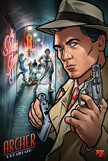 TV News/Videos: Archer Moving to FXX for Season Eight This Spring