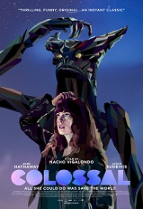 Movie Trailer: COLOSSAL Starring Anne Hathaway and Jason Sudeikis Hits Theaters April 7