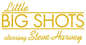 """LITTLE BIG SHOTS -- Pictured: """"Little Big Shots"""" Logo -- (Photo by: NBCUniversal)"""