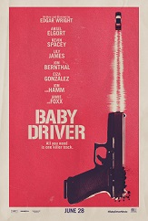 Movie Trailer: TriStar Pictures' Baby Driver in Theaters June 28