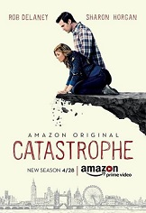 VIDEO: Amazon Original Series CATASTROPHE Season 3 Premieres April 28