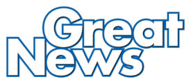 "GREAT NEWS -- Pictured: ""Great News"" Logo -- (Photo by: NBCUniversal)"