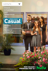 Trailer: Hulu's CASUAL Season 3 Premieres May 23