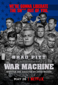 Netflix Releases First War Machine Clip